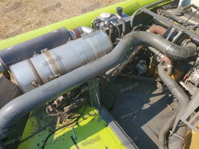 Thumb LEXION C9.3 ENGINE BAY