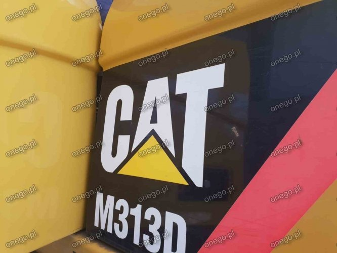 Thumb CAT M313D DPF ADBLUE