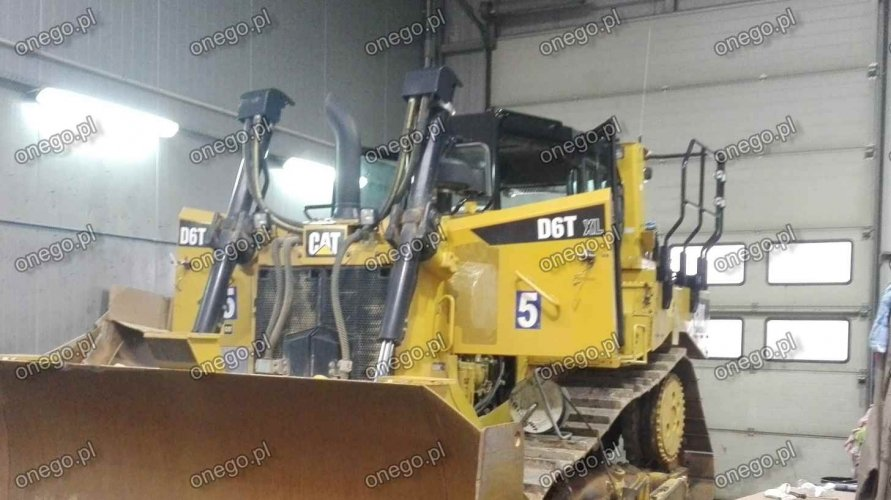 Thumb Caterpillar D6t Scr DPF